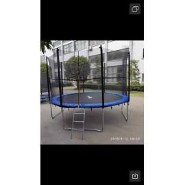 ترامپولین دایره ای قطر 4 متر