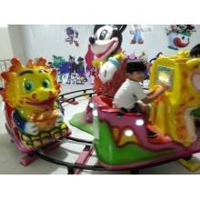 قطار کودک شهربازی چهار نفره