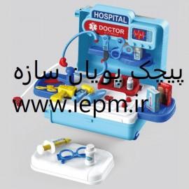 ست اسباب بازی تجهیزات پزشکی بوا مدل گرون آپز