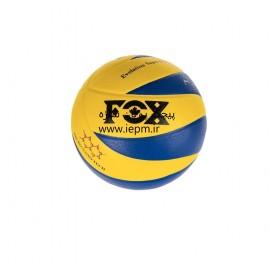 توپ والیبال فاکس کد ۰۱