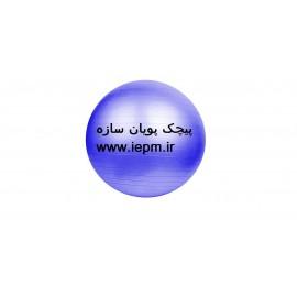 توپ بدنسازی پیلاتس تایتان فیتنس مدل GYM BALL 75Cm