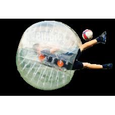 توپ فوتبال حبابی  پیاده روی رو اب  فوتبال حبابی، فوتبال صابونی ، قوتبال انسانی