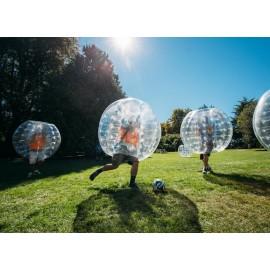 توپ فوتبال حبابی