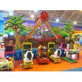 نمایشگاه بین المللی شهربازی و خانه کودک و تجهیزات مهدکودک